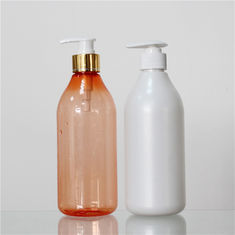 450ml Plastic PET Pump Personal Care Polish Bottle For Daily Use
