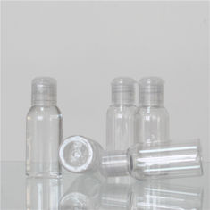 Cosmetic Use Empty Printing Accept PET small 30ml Plastic bottle