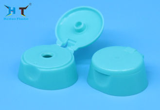 Colorful Flip Top Bottle Lids Customized Non Spill 18.8 Mm Neck Size